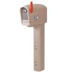MailMaster® TrimLine Standard Mailbox - Stone Gray