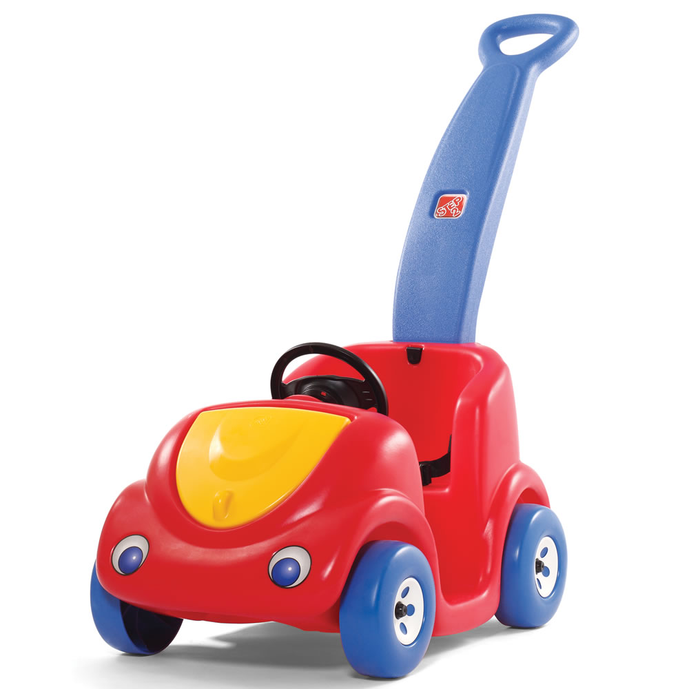 Push Around Buggy - Red