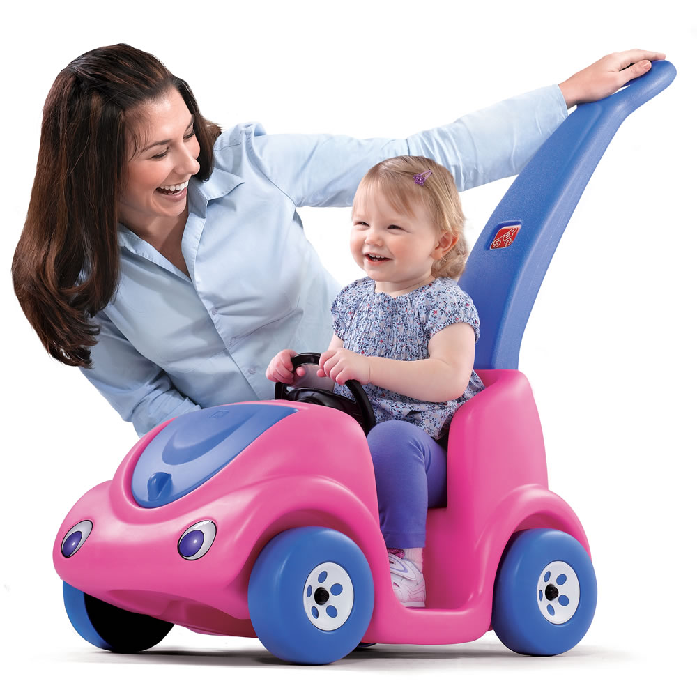 Push Around Buggy - Pink