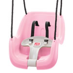 Infant to Toddler Swing - Pink