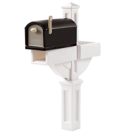Step2 MailMaster® Hudson Mailbox with Planter