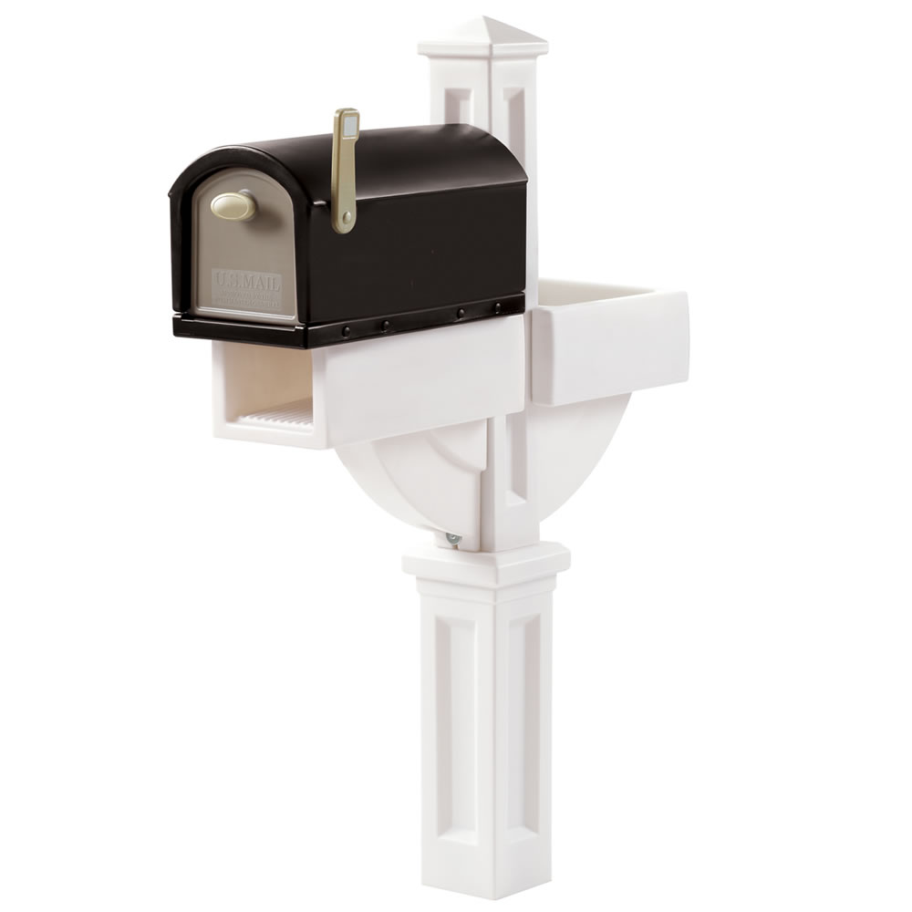 MailMaster&#xae; Hudson Mailbox with Planter