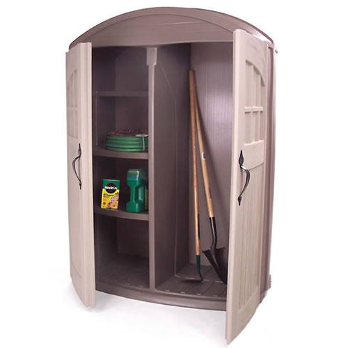 LifeScapes™ Highboy Storage Shed