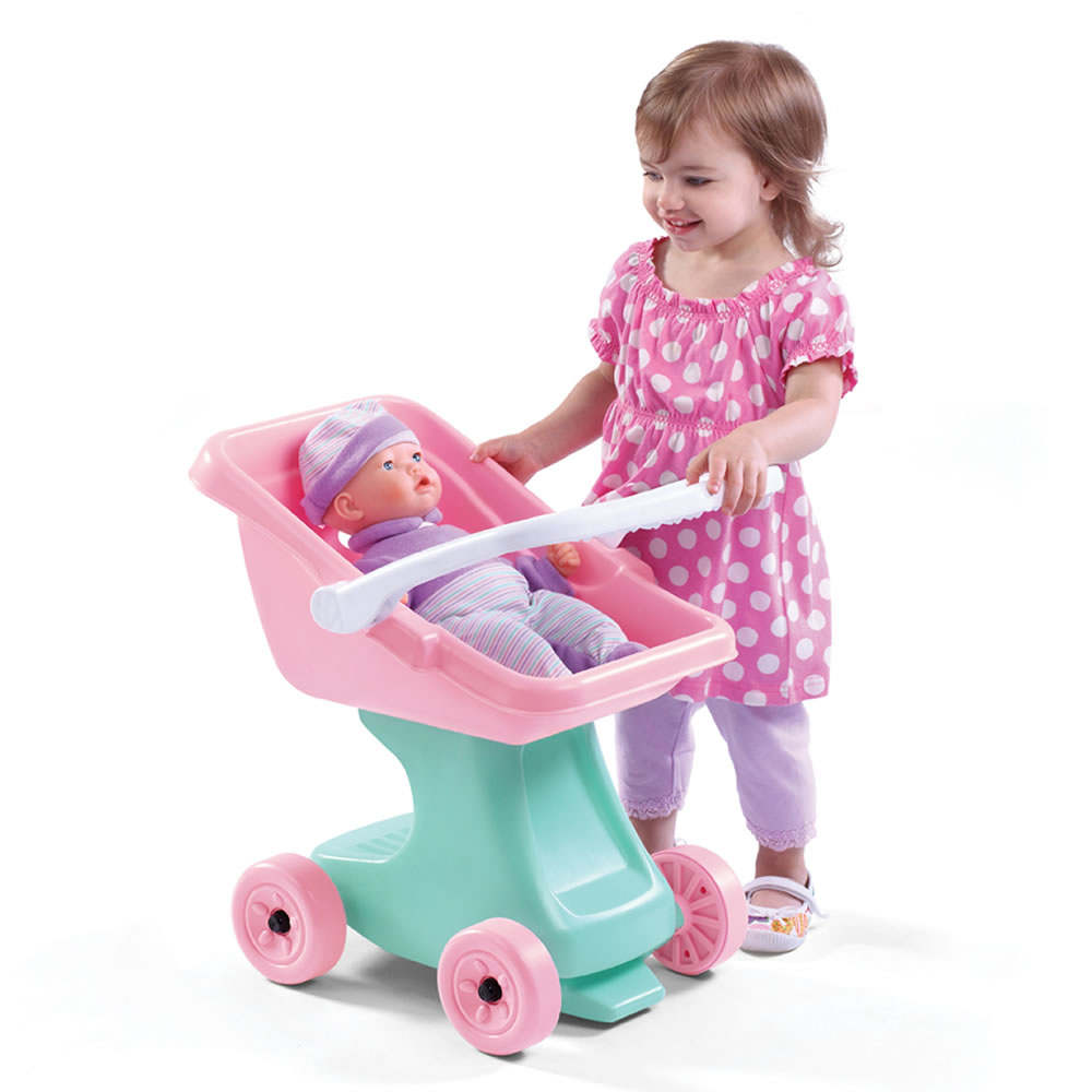 Little Helper's Doll Stroller
