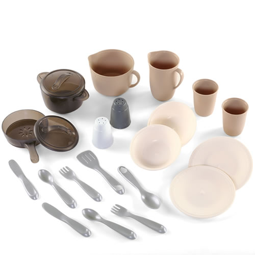 LifeStyle™ Dining Room and Pots &amp; Pans Set