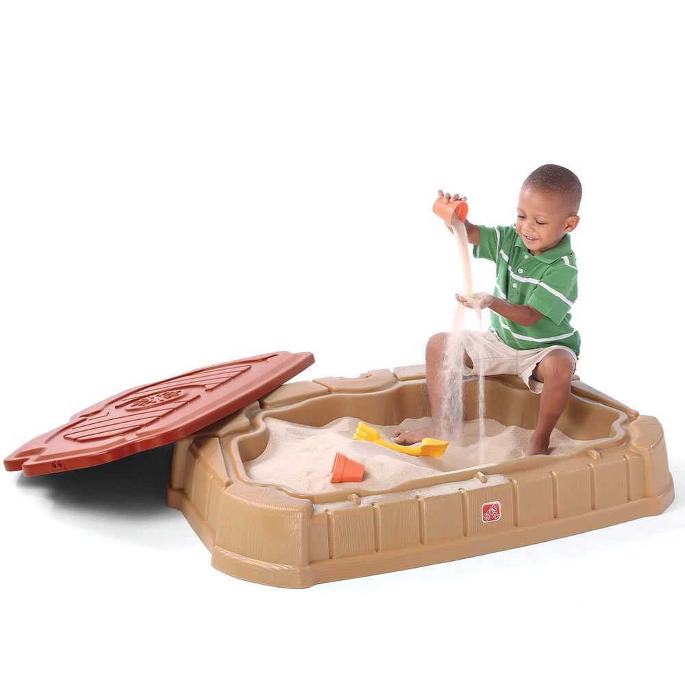 Naturally Playful® Little Dunes Sandbox