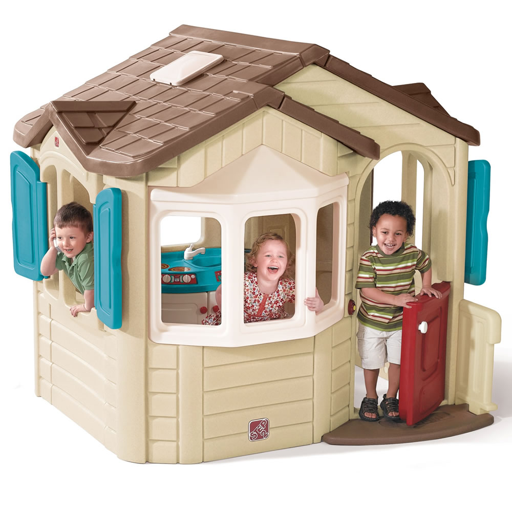 Naturally Playful&#xae; Welcome Home Playhouse