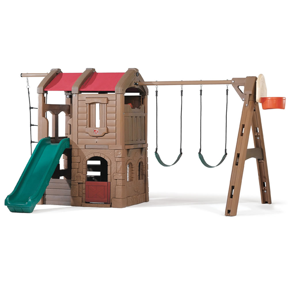 Naturally Playful&#xae; Adventure Lodge Play Center