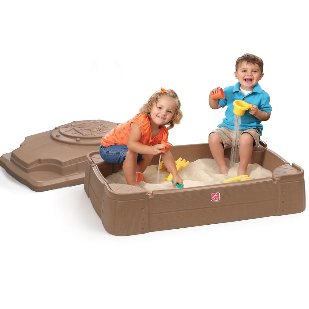 Play &amp; Store Sandbox