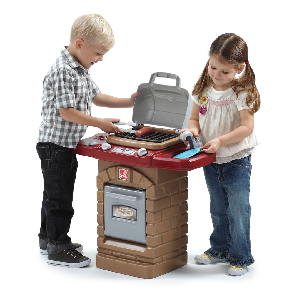 Fixin' Fun Outdoor Grill™