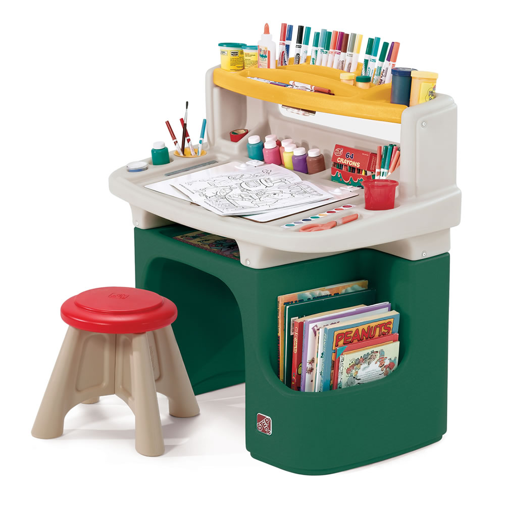 Art Master Activity Desk