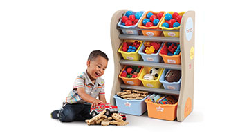 Step2 Toy Storage