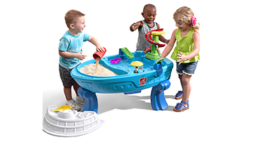 Toddler Sand and Water Tables