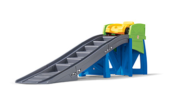 Step2 Kids Plastic Toy Roller Coasters