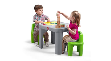Step2 Toddler Activity Table and Chair Sets