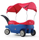Click to View Product Details for Versa Seat Wagon with Canopy