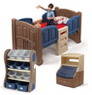 Click to View Product Details for Super Storage Bedroom Set