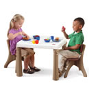 Click to View Product Details for LifeStyle™ Kitchen Table & Chairs Set