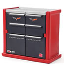 Click to View Product Details for Corvette Dresser