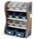 Click to View Product Details for Neat & Tidy Storage Bins™