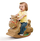 Click to View Product Details for Patches the Rocking Horse