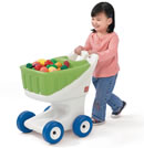 Click to View Product Details for Little Helper's Grocery Cart