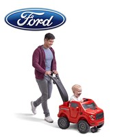 2-in-1 Ford® F-150 SVT Raptor - Red