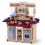 LifeStyle™ PartyTime Kitchen- maroon