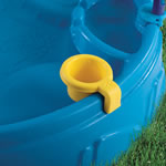 Funnel cup, Play & Shade Pool