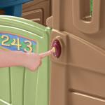Doorbell of playhouse