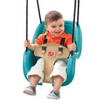 Infant to Toddler Swing - Teal