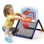 Floor to Door Basketball™