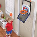 Floor to Door Basketball™ on floor