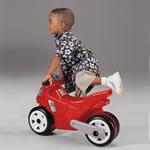 Motorcycle™- kids playing