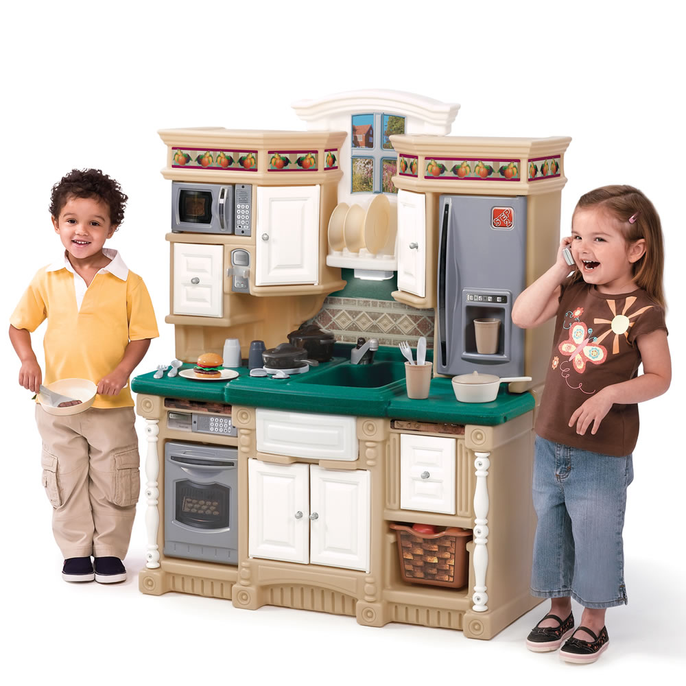 lifestyle™ dream kitchen  play kitchens step2