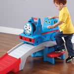 Thomas The Tank Engine™ Up & Down Roller Coaster - child stepping