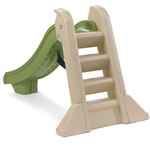 Ladder of kid's slide