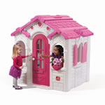 Sweetheart Playhouse Front View