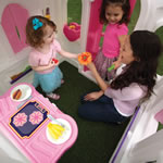 Sweetheart Playhouse Range-Grill