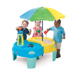 Shady Oasis Sand & Water Table™