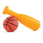Sports accessories for activity center