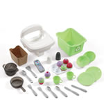 Accessories of kid's play kitchen