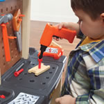 Handy Helper's Workbench - Screw Driver
