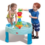 Water Works Play Table