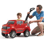 2-in-1 Ford® F-150 Raptor SVT - Red