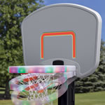 Light-It-Up Pro Basketball Set™ - middle height