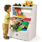 Step2 Lift & Hide Bookcase Storage Chest