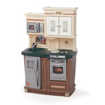compact durable play kitchen