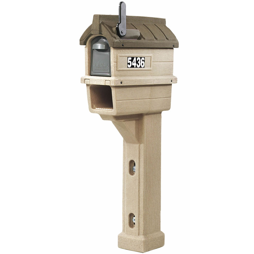 Mailmaster Timberline Plus Mailbox Mailboxes By Step2