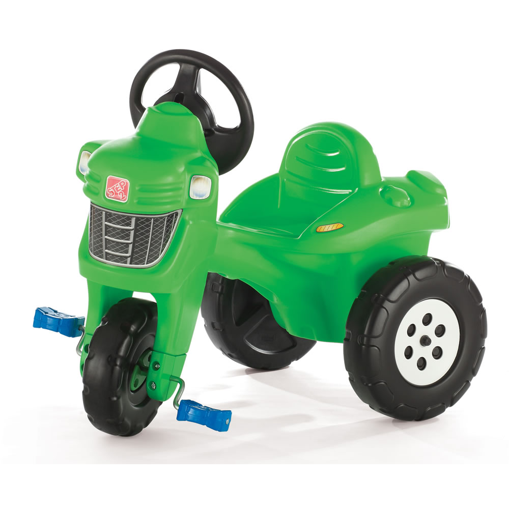 Pedal Tractor Replacement Parts : Step pedal farm tractor ride on toy car kids wheels